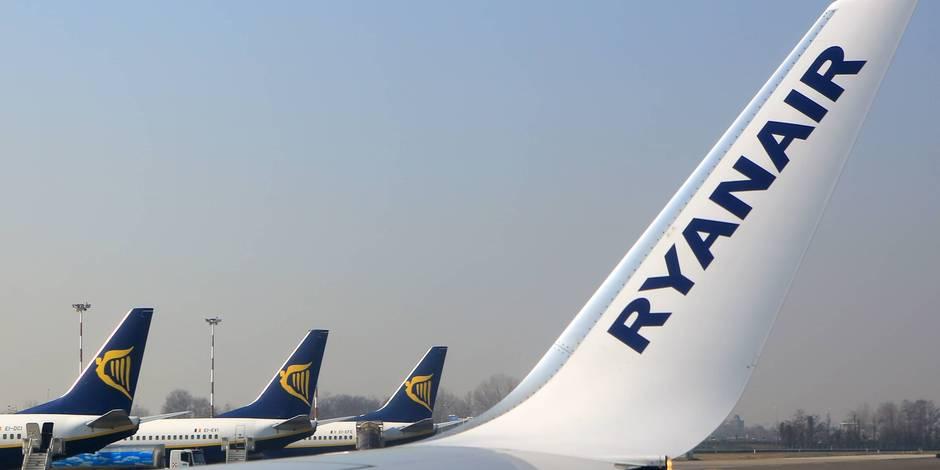 La grève des pilotes mercredi est annulée — Ryanair