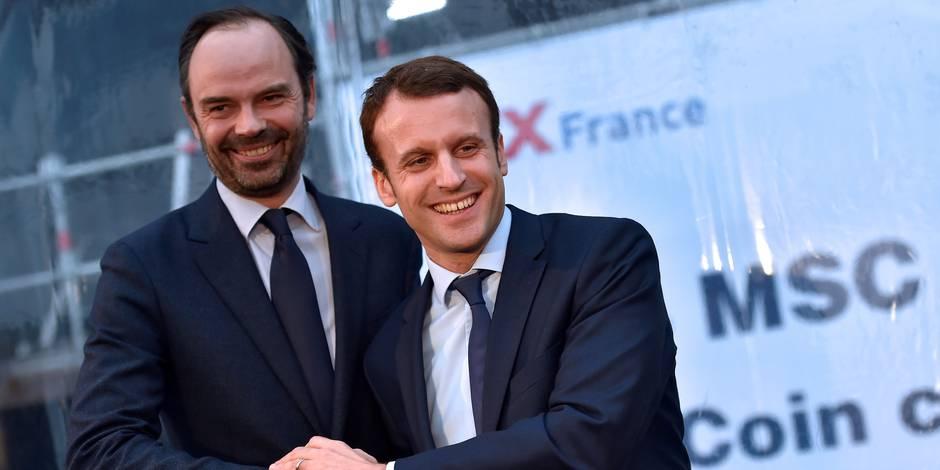 Emmanuel Macron a inversé la courbe — Popularité