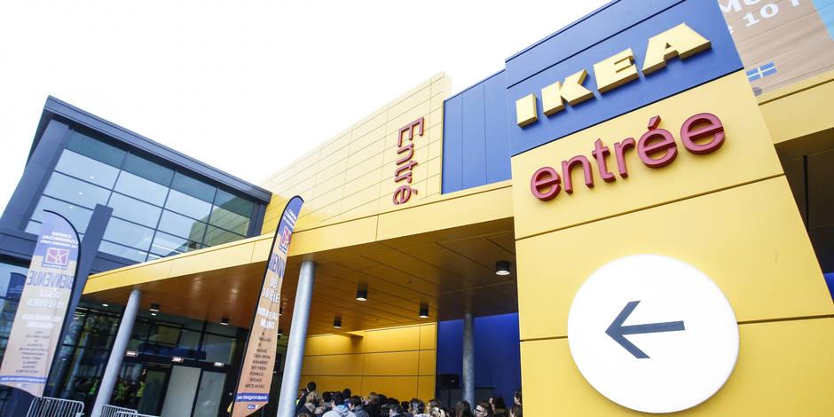 Avantages fiscaux: l'UE ouvre une enquête sur Ikea