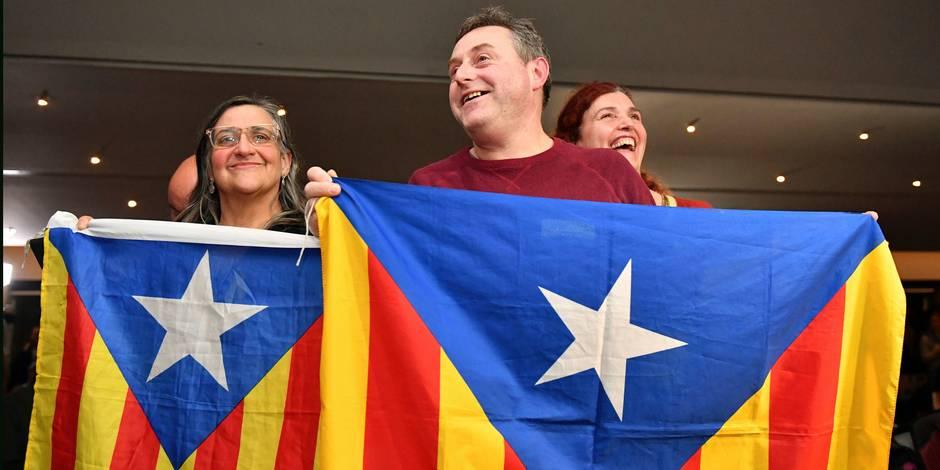 Elections régionales en Catalogne : un taux de participation de 34,62 % à 13H00