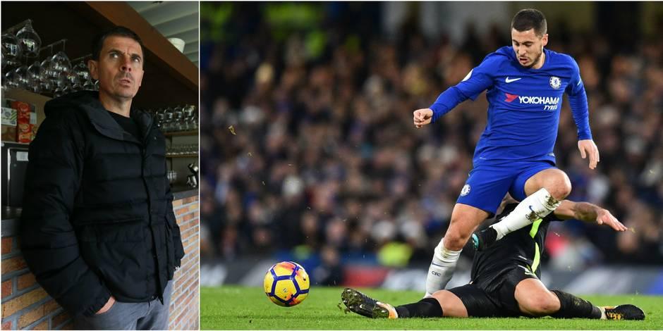 Le Real, le père d'Hazard confirme — Chelsea