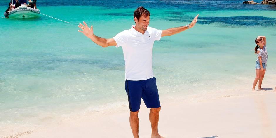 Hopman Cup : les temps forts de Khachanov - Federer
