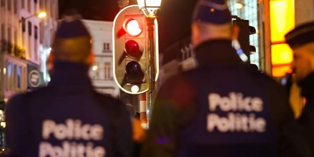 37 interpellations cette nuit à Bruxelles: des incidents à Anderlecht, Molenbeek et Haren - La Libre