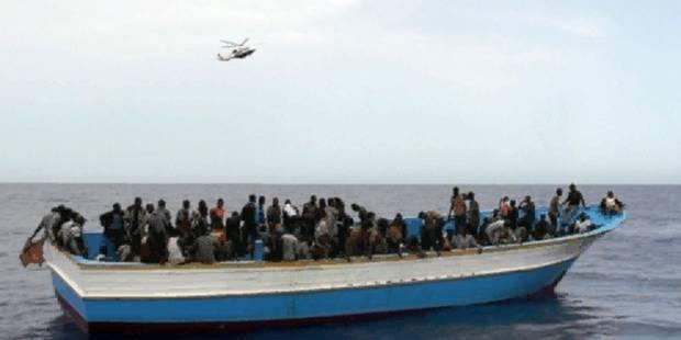 """Migrants: """"au moins 25 morts"""" dans un naufrage au large de la Libye - La Libre"""