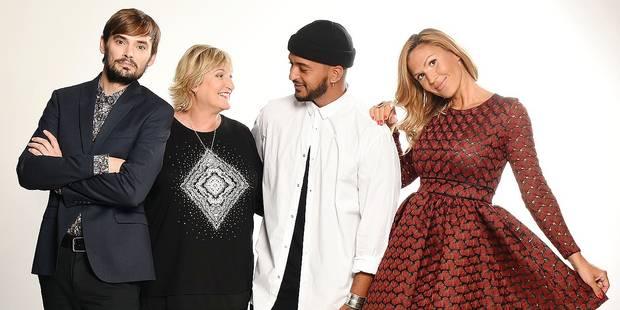 The Voice saison 7: La compétition se joue aussi dans le jury - La Libre
