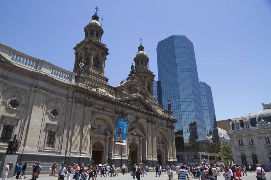 Chili. Et sa capitale branchée Santiago