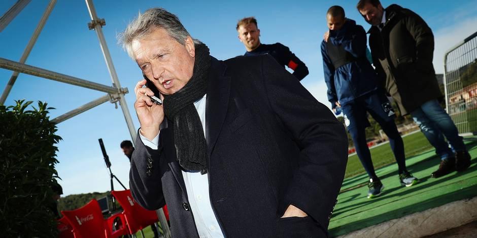 """Van Holsbeeck face au mercato le plus particulier de sa carrière: """"Dendoncker peut partir pour 25 ou 30 millions"""" - La L..."""