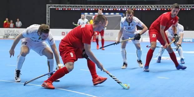 Euro Hockey Indoor : la Belgique file en finale en battant la Pologne (7-3) - La Libre
