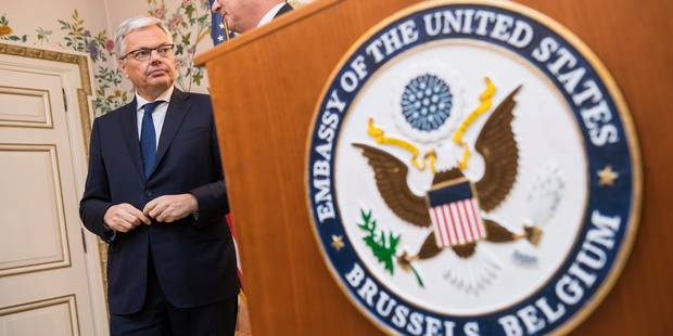 Il n'y a toujours pas d'ambassadeur américain en Belgique - La Libre