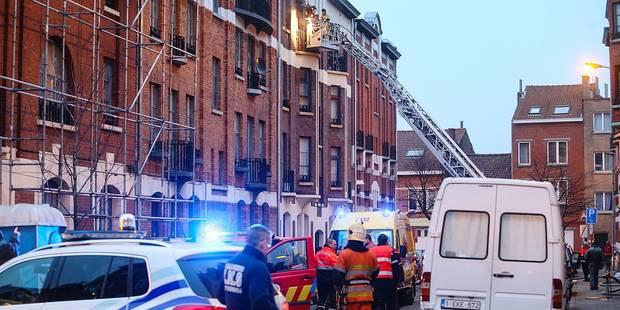 Incendie mortel rue Fernand Séverin: le Foyer schaerbeekois inculpé - La Libre