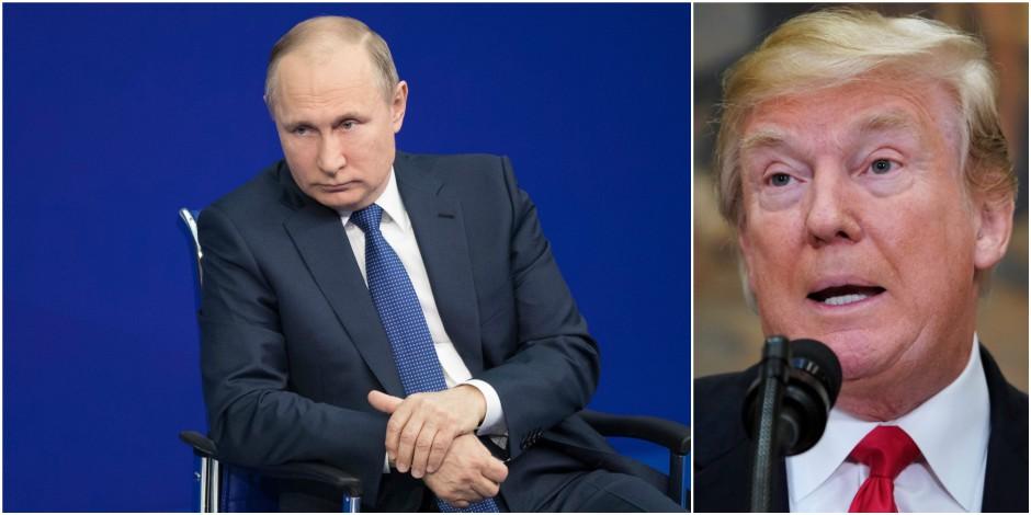 Washington publie une liste de personnalités russes susceptibles d'être sanctionnées