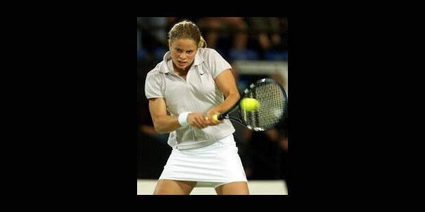 Clijsters face à Hingis! - La Libre