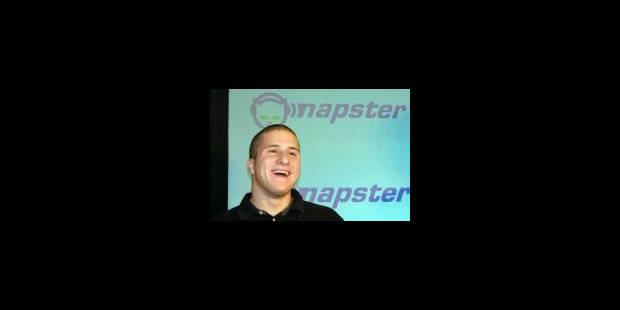 Napster offre 1 milliard de dollars à l'industrie du disque - La Libre