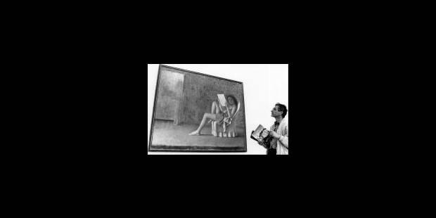 Balthus : l'insolente volupté d'un irrégulier - La Libre