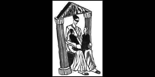 Karin Gérard, prêtresse d'une justice citoyenne - La Libre