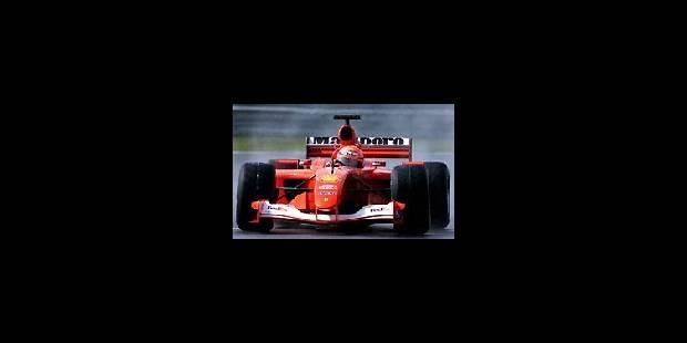 Schumacher au-dessus du lot - La Libre