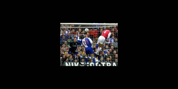 Arsenal et Lyon pour la gagne - La Libre