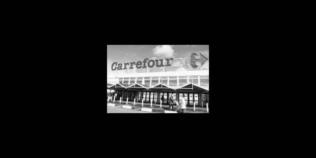Branle-bas de combat chez Carrefour/GB - La Libre