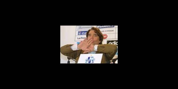 Tapie, 15 ans après, reprend l'OM en mains - La Libre