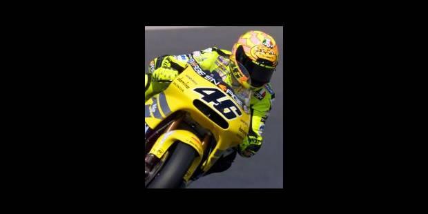 Rossi, favori d'une saison de transition - La Libre