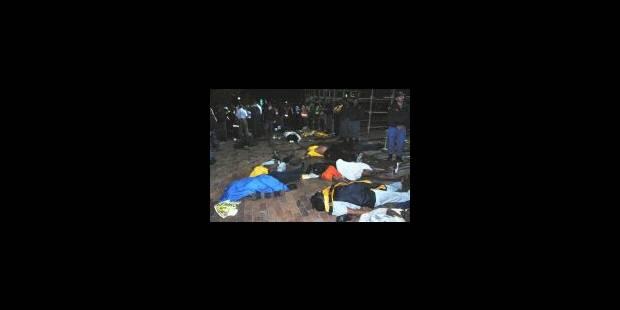 Bousculade mortelle à Johannesbourg: 43 morts - La Libre