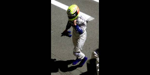 Victoire de David Coulthard - La Libre
