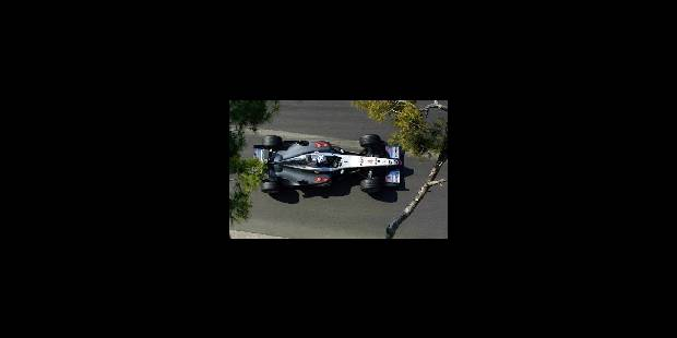 Coulthard gagne une première bataille - La Libre