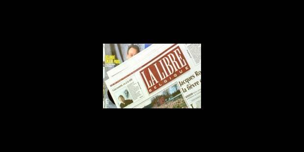 Prix du journal: dites 33 - La Libre