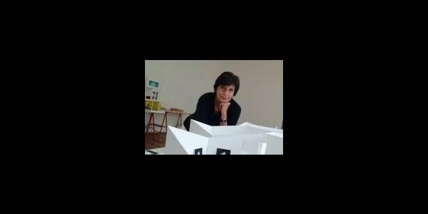 Une video-installatrice en question - La Libre