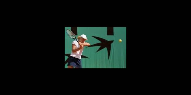 Avec Clijsters et Henin, sans Rochus et Malisse - La Libre