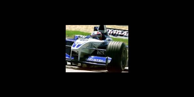 Williams-BMW, à toutes vapeurs - La Libre