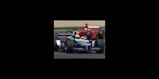 La 50e victoire de Michael Schumacher - La Libre