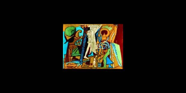 Picasso sous le soleil de Mithra - La Libre