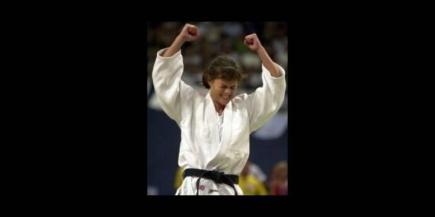 Gella Vandecaveye championne du monde - La Libre