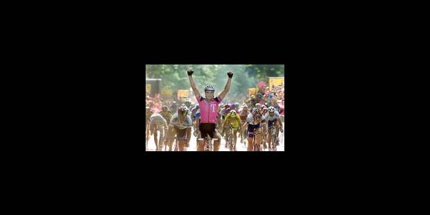 Zabel dicte son sprint - La Libre