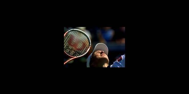 Justine Henin se qualifie dans la douleur - La Libre