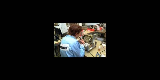 Alcatel marche dans les traces de Philips - La Libre