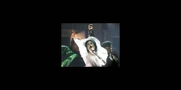 Michael Jackson acclamé par ses pairs - La Libre