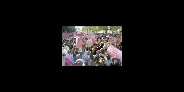 Jeudi 11 octobre : nouvelle demande de Bush aux taliban - La Libre