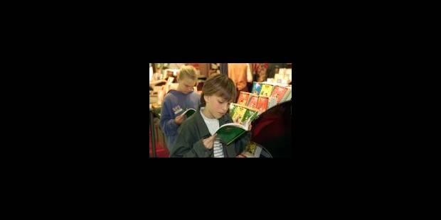 Le livre belge recule - La Libre