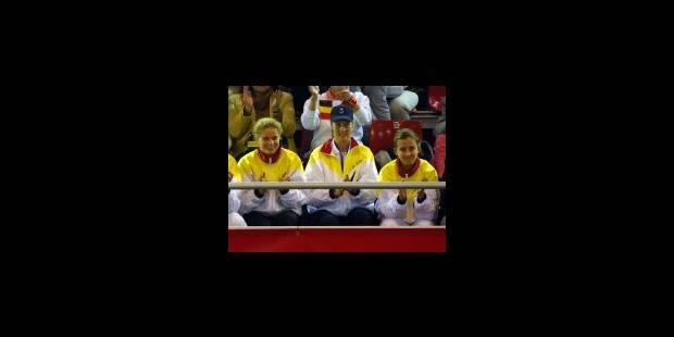 La Belgique bat l'Australie 3-0