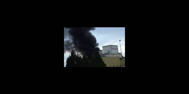 Des policiers chargent des salariés de Moulinex - La Libre