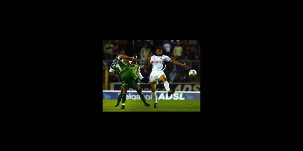 Anderlecht, la coupe jusqu'à la lie - La Libre