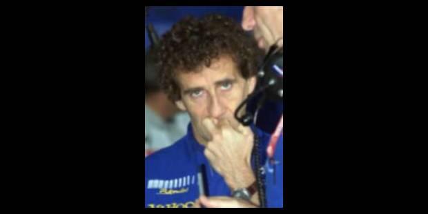 Alain Prost : l'échec d'un champion - La Libre
