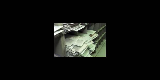 La Poste en affaires courantes - La Libre