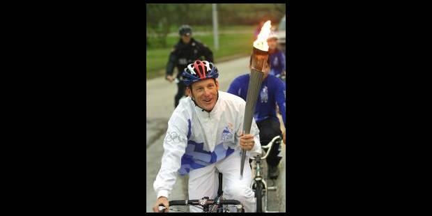 Armstrong va sans doute changer ses habitudes - La Libre