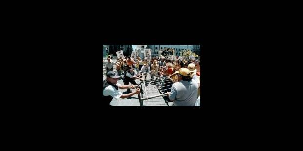 Les Argentins descendent dans la rue - La Libre