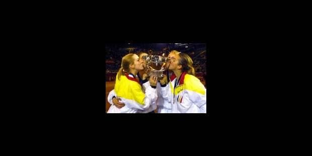 Novembre : la Belgique remportera-t-elle une nouvelle Fed Cup ?