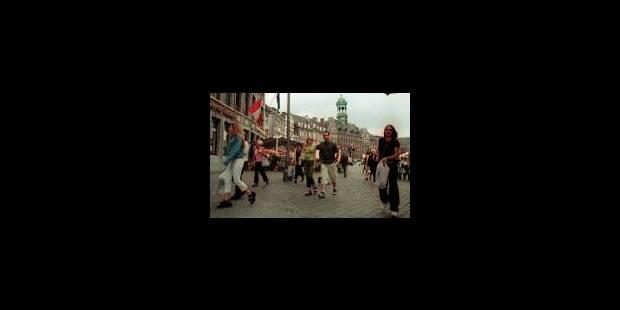 Big bang et charivari culturels sur Mons - La Libre