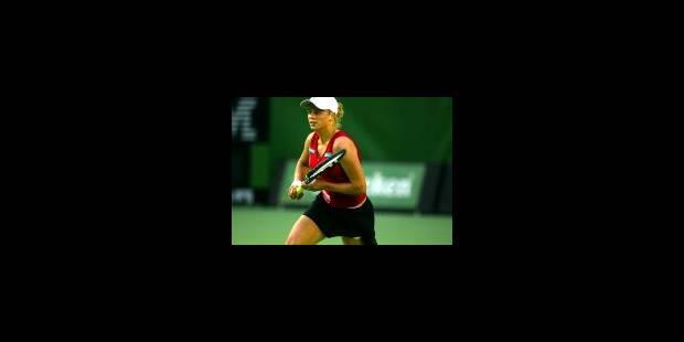 Henin et Clijsters qualifiées pour le 3e tour